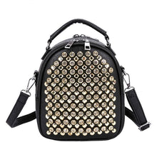 Load image into Gallery viewer, Mini Backpack Giga Supreme Chicago Black - Shop Gigatrendy.com Trending Products