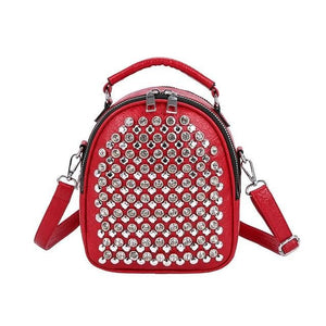 Mini Backpack Giga Supreme Chicago Black - Shop Gigatrendy.com Trending Products