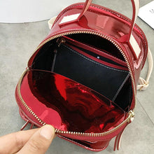 Load image into Gallery viewer, Mini Backpack Giga Supreme Shiny California - Shop Gigatrendy.com Trending Products