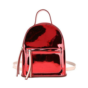 Mini Backpack Giga Supreme Shiny California | Gigatrendy.com