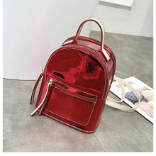 Load image into Gallery viewer, Mini Backpack Giga Supreme Shiny California | Gigatrendy.com