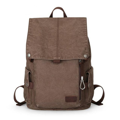 School Backpack,Canvas Anti-Theft Day-pack  Backpack | Gigatrendy.com