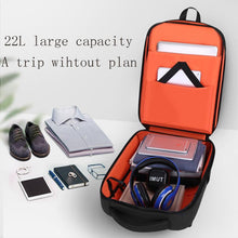 Load image into Gallery viewer, GigaPack SC-Line US AT WP Laptop Backpack - Shop Gigatrendy.com Trending Products