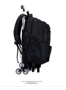 Gigapack T-Line Trolley School Backpack | Gigatrendy.com