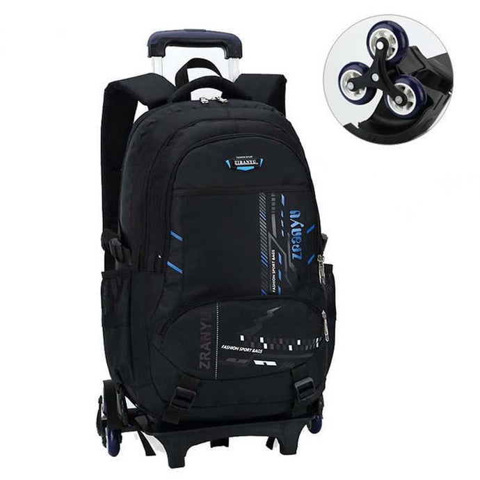 Gigapack T-Line Trolley School Backpack - Shop Gigatrendy.com Trending Products