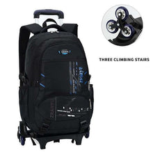 Load image into Gallery viewer, Gigapack T-Line Trolley School Backpack | Gigatrendy.com