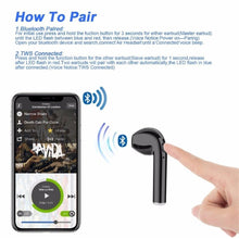 Load image into Gallery viewer, Mini Bluetooth Earbuds With Charging Box | Gigatrendy.com