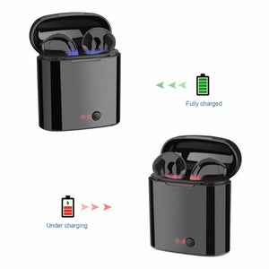 Mini Bluetooth Earbuds With Charging Box | Gigatrendy.com