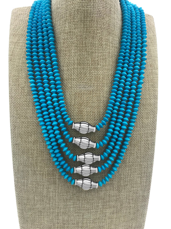 5 Fabulous Strands of Turquoise