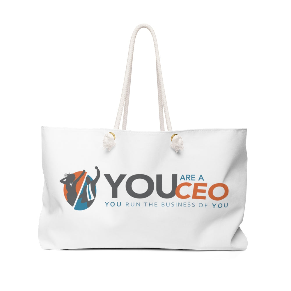 You Are a CEO Weekender Bag