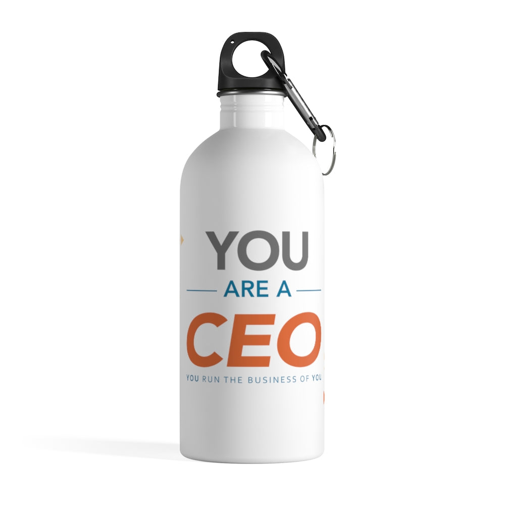Classic Stainless Steel Water Bottle