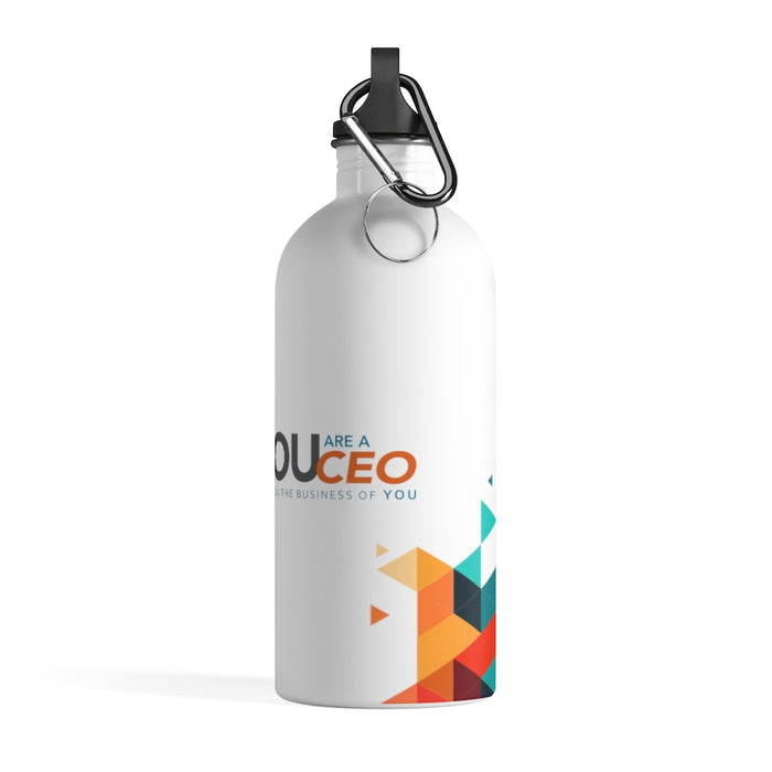 You Are a CEO Stainless Steel Water Bottle