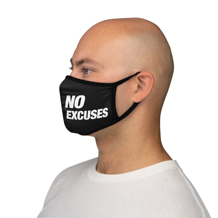 No Excuses Face Mask