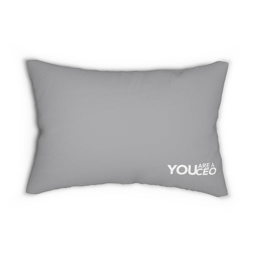 Cozy Comfy Home Lumbar Pillow