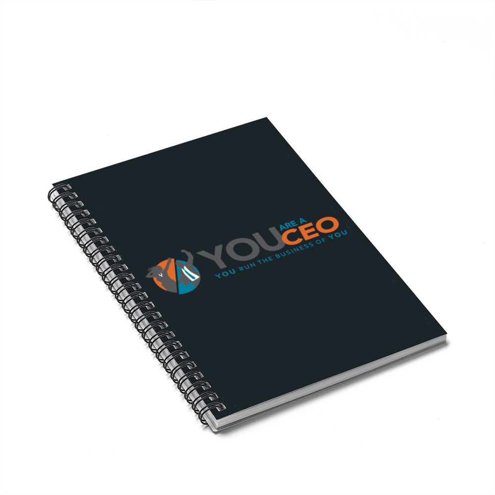 You Are a CEO Spiral Notebook - Ruled Line