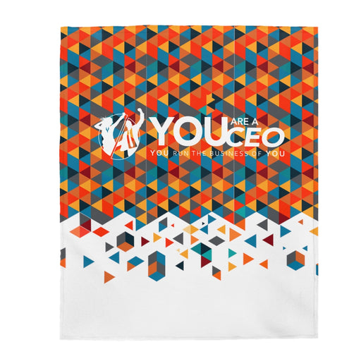 Special Edition You Are a CEO Plush Blanket