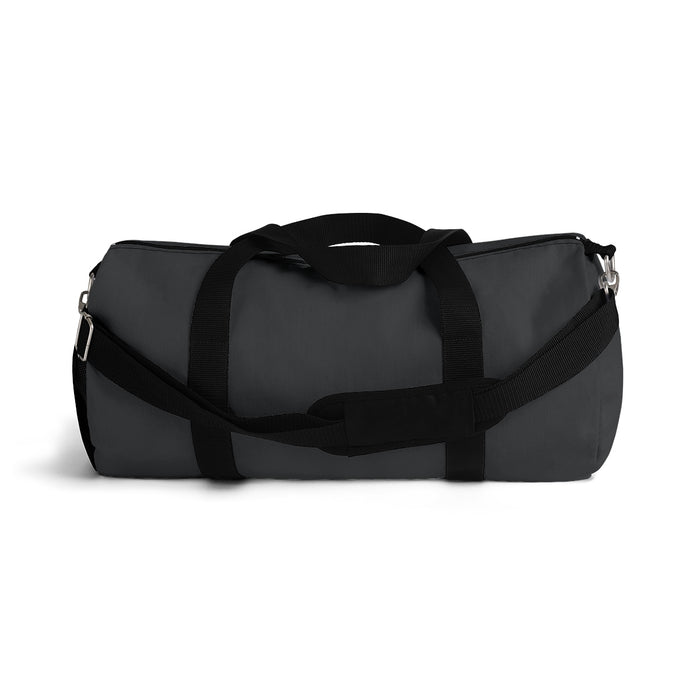 You Are a CEO Duffel Bag in Charcoal Gray