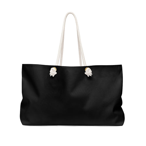 Sihlouette Weekender Bag in Black