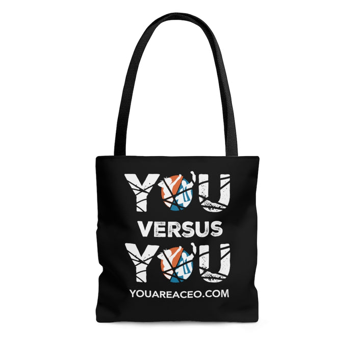 YOU VERSUS YOU Shattered Carryall Bag