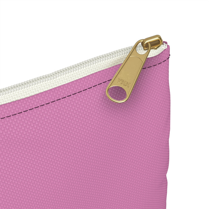 Pink Accessory Travel Bag