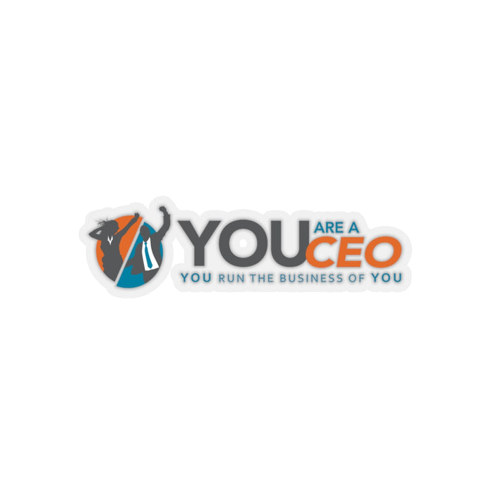 You Are a CEO Stickers