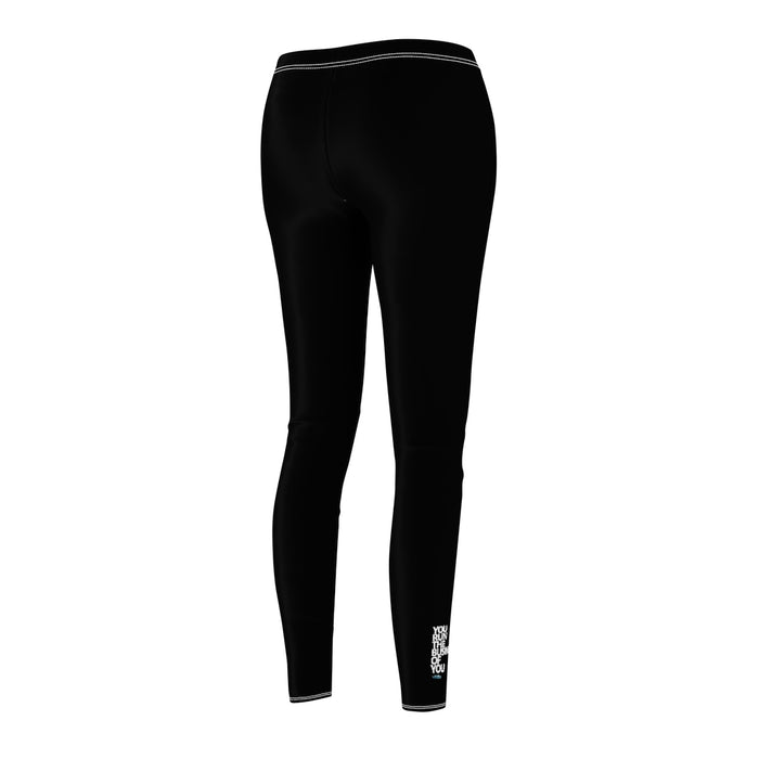 Sihlouette Women's Casual Leggings in Graphite