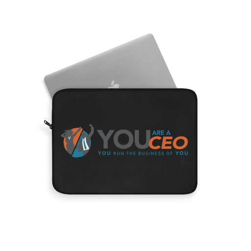You Are a CEO Laptop Sleeve