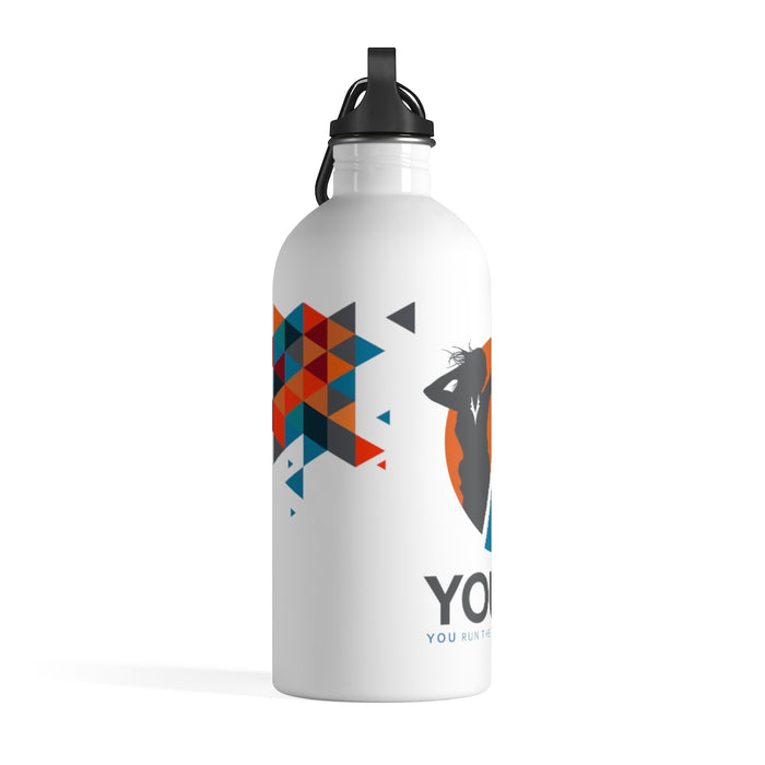 Silhouette Stainless Steel Water Bottle