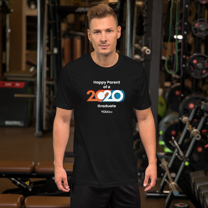Retro Graduate 2020 Shirt for Men