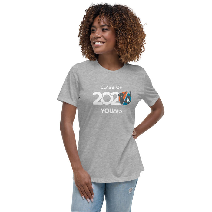 Class of 2020 Relaxed Shirt for Women