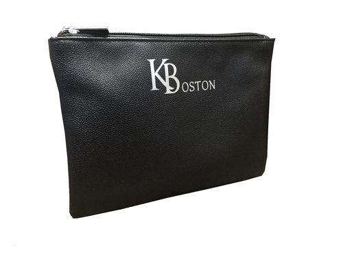 BLACK PRO MAKEUP BAG