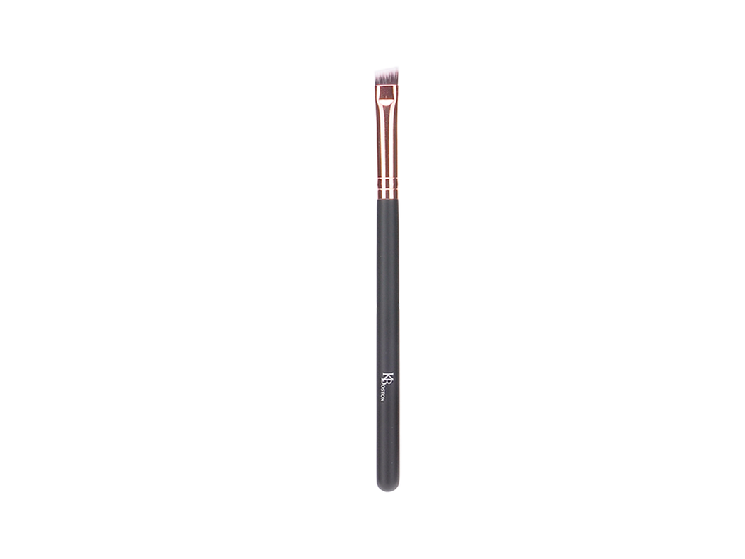 ANGLED CUT BROW BRUSH - ROSE GOLD