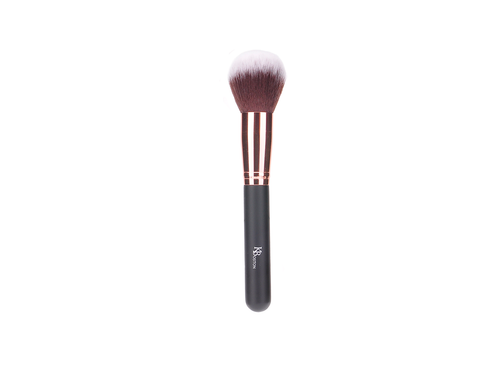 LARGE POWDER BRUSH - ROSE GOLD