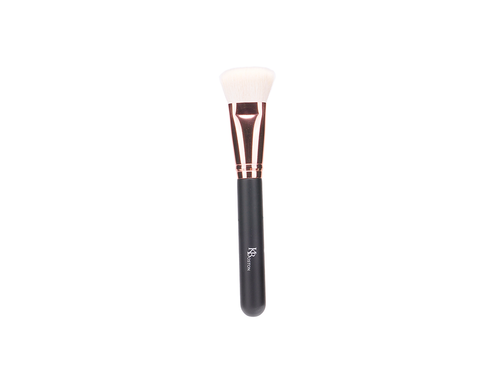 DOME SHAPED STIPPLING BRUSH - ROSE GOLD