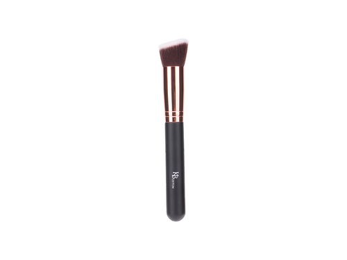 SLANTED TOP STIPPLING BRUSH - ROSE GOLD