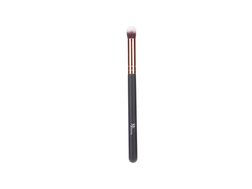 CUT CREASE EYESHADOW BRUSH - ROSE GOLD