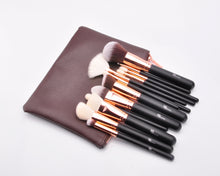 Load image into Gallery viewer, ROSE GOLD 15 PIECE SET & BAG