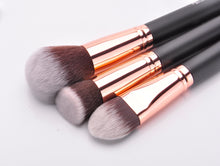 Load image into Gallery viewer, CLASSIC FLAT FOUNDATION BRUSH - ROSE GOLD