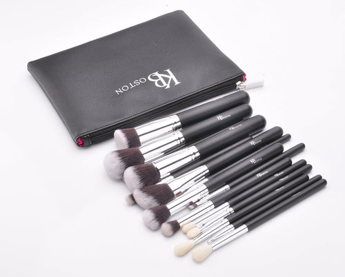 SILVER 15 PIECE SET & BAG