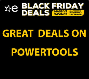 Black Friday Powertools deals