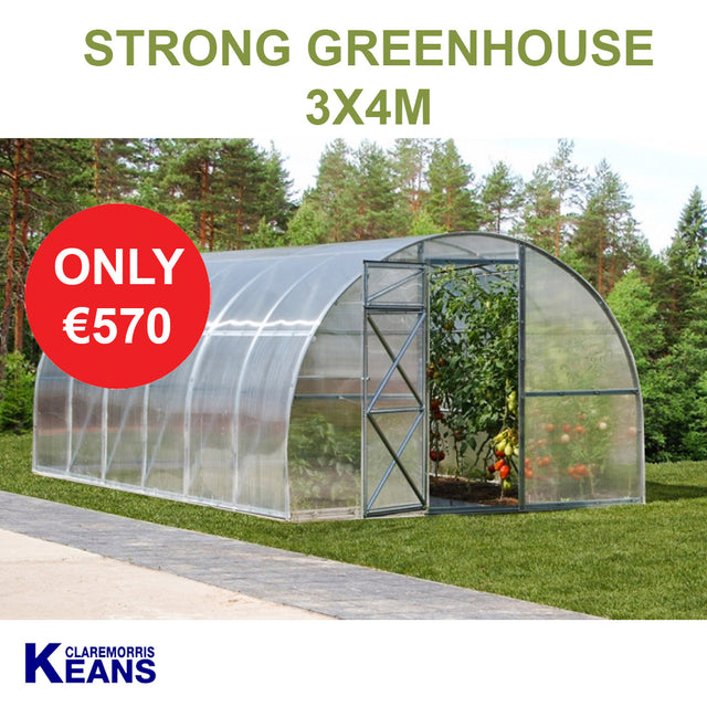 Garden greenhouse, MICRO CLIMATE, CULTIVATING GREENHOUSE, GROWING SEASON, Glasshouses & Polytunnels,