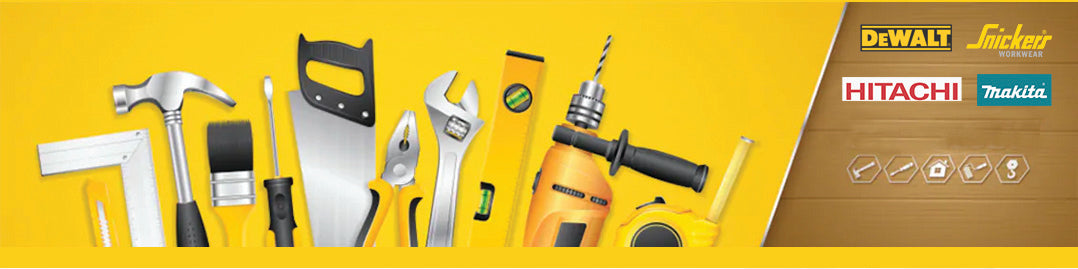 DIY, Power tools, low cost power tools, Hitatchi, Dewalt, Snickers, Construction