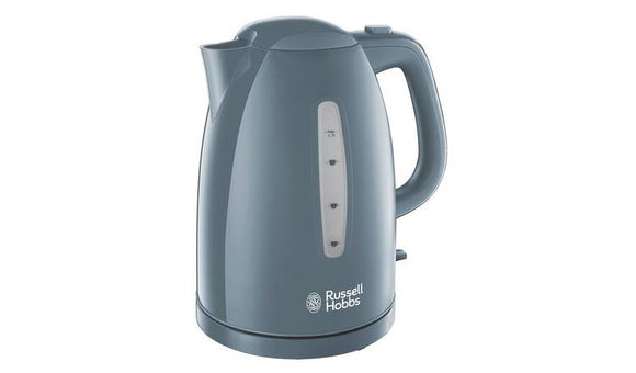 Russell Hobbs Textures 1.7l Kettle | Grey
