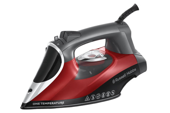Russell Hobbs 2600W One Temp Steam Iron | 25090