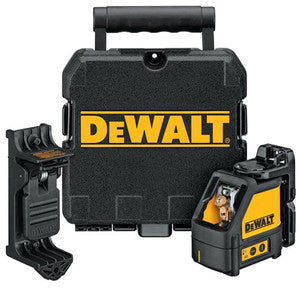 DEWALT 2 Way Self Levelling Liner Laser Level