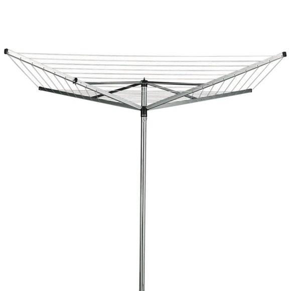 Brabantia Topspinner Rotary 4 Arm Clothes Line | 50m