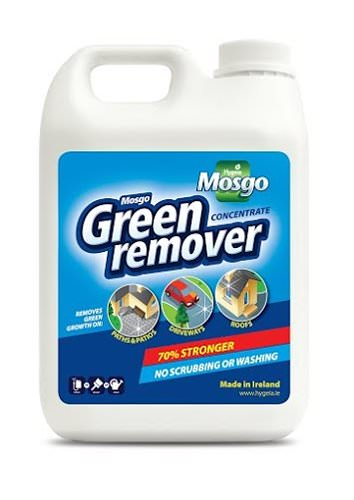 HYGEIA MOSGO GREEN REMOVER PATIO CLEANER 5L