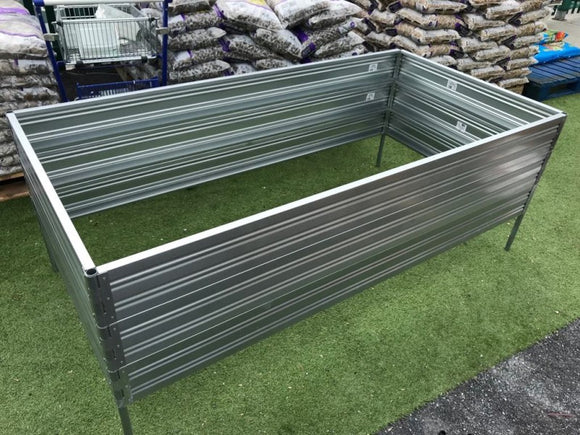 YARUS RAISED BED 0.7M X 6M (HEIGHT 17CM)