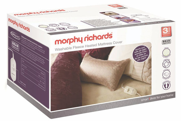 Morphy Richards Mattress Cover Dual