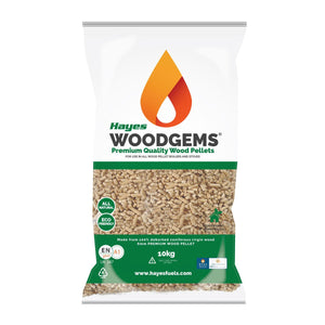 HAYES WOOD PELLETS